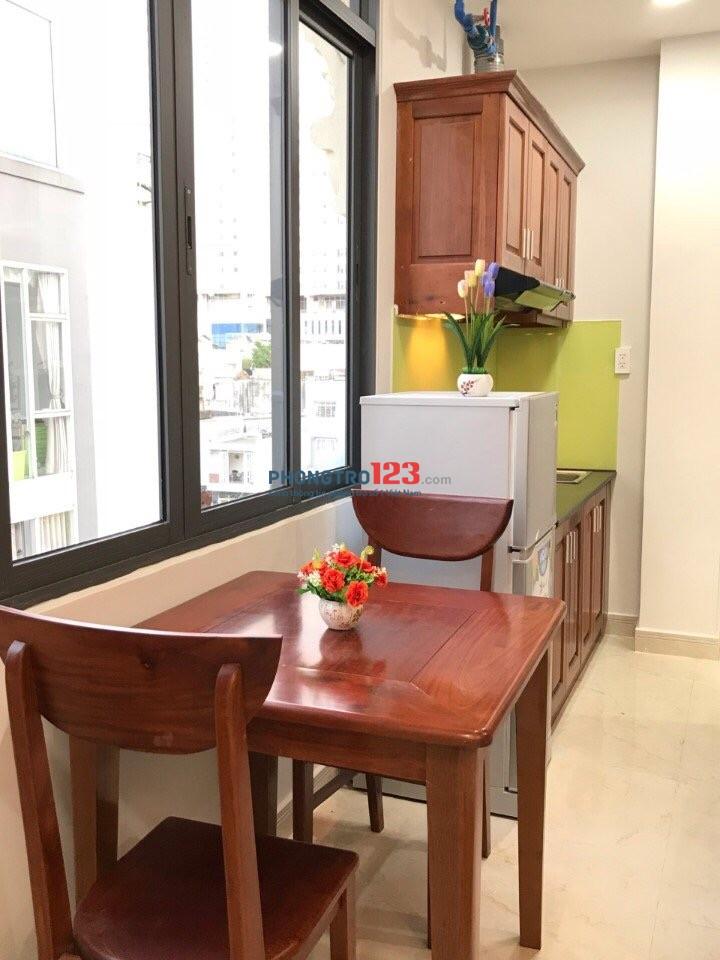 Cho thuê căn hộ cao cấp quận 10 tại Lý Thường Kiệt ngay sân vận động Phú Thọ khu cao cấp an ninh