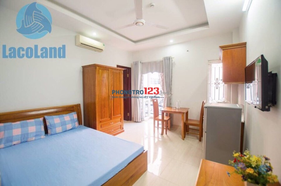 Cho thuê căn hộ cao cấp quận 3 gần nhà thờ vườn xoài Ba Chuông KFC Lê Văn Sỹ chợ Nguyễn Văn Trỗi