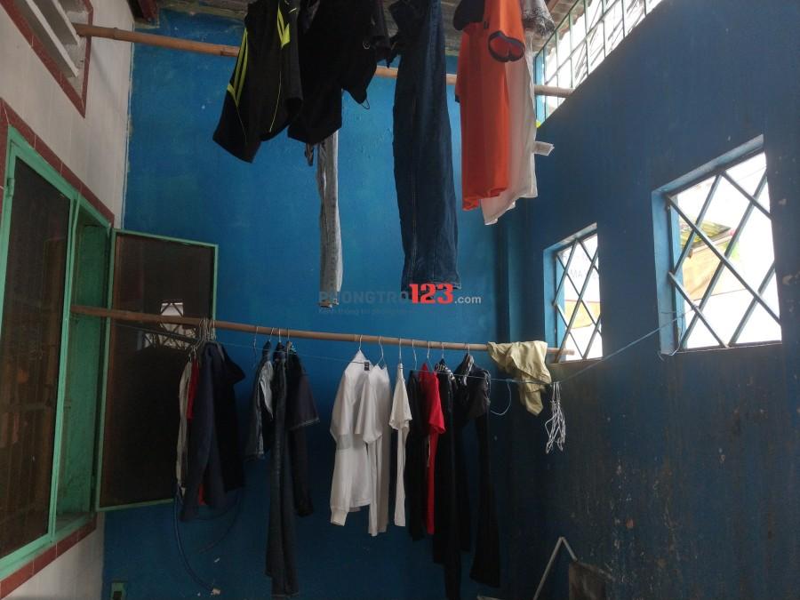 Tìm 1 bạn Nam ở ghép quận Tân Phú, đường Bùi Xuân Phái