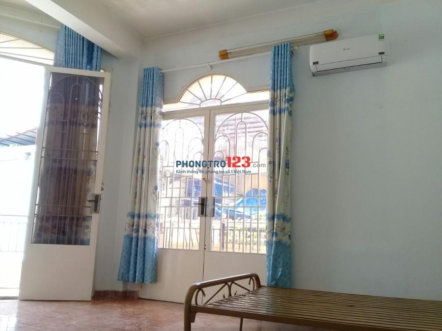 Cho thuê phòng đẹp, tiện nghi MT Trần Hưng Đạo, Q.1