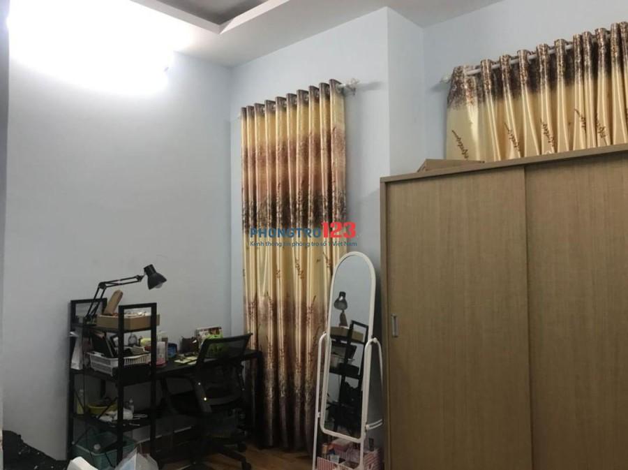 Phòng trọ cao cấp giá rẻ Q.4