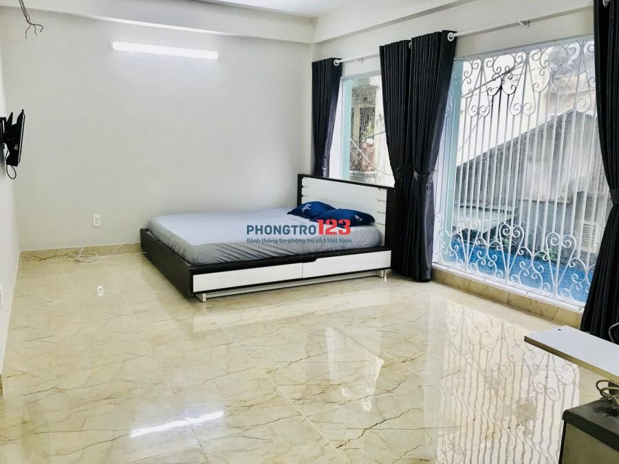Cho thuê phòng trọ cao cấp mới xây đầy đủ tiện nghi Q3 7tr/ tháng