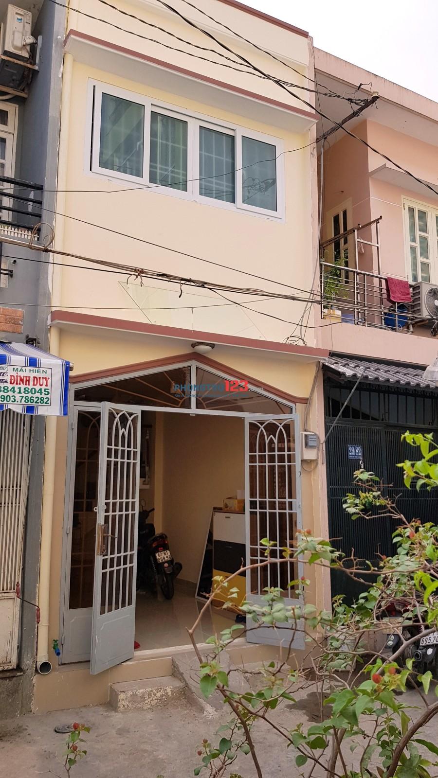 Cho thuê phòng ở cao cấp P.6, Q.Bình Thạnh, TP.HCM