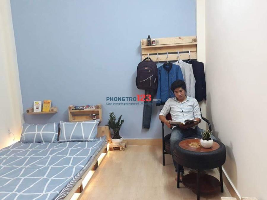 Cho thuê phòng Phạm Văn Chiêu gần The Cooffe House. DT 25m