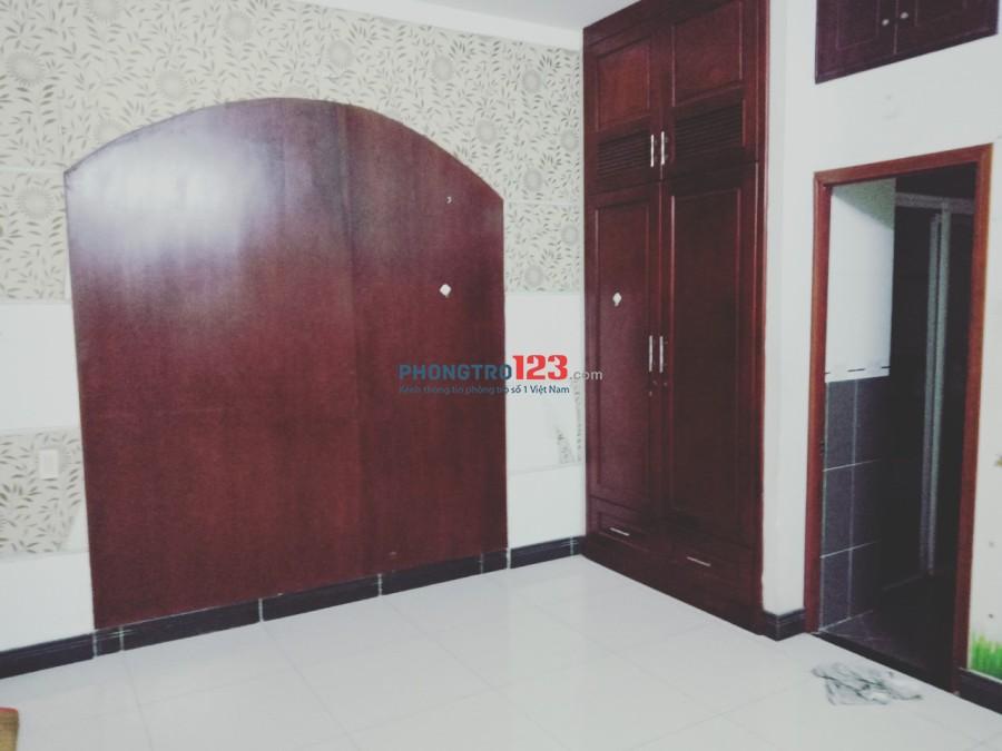 Cho thuê phòng MT Đường Số 8 khu ngã tư Bốn Xã, P.Bình Hưng Hòa A, Q.Bình Tân. Giá 2,5tr/tháng