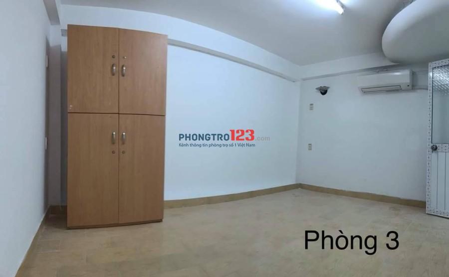 5 Phòng trọ hẻm 965 Quang Trung, dt 18m2-30m2