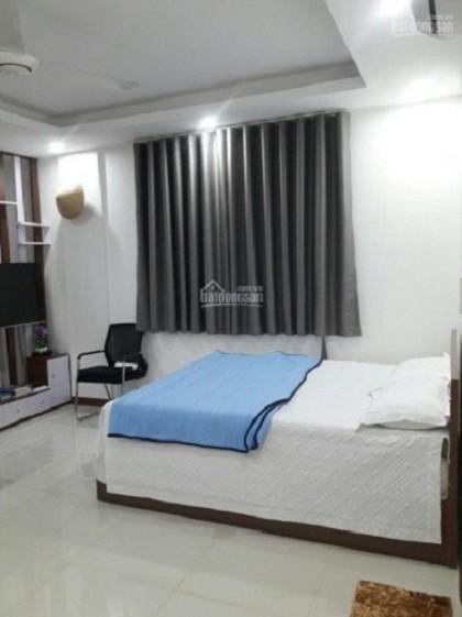 Căn hộ mini 45m2, đầy đủ tiện nghi Lê Văn Thọ, giá 5tr/th