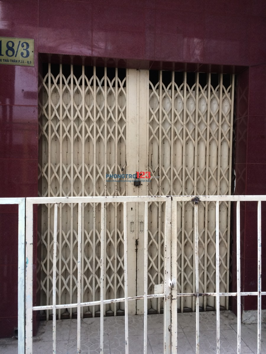 Nhà nguyên căn Q.5 sát ĐH Y Dược TP.HCM