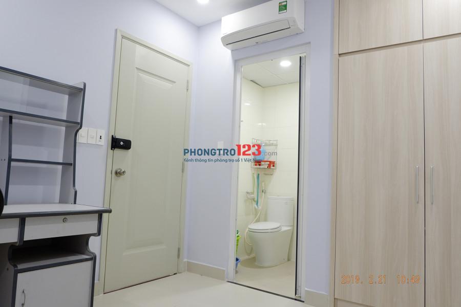 Cho nữ thuê phòng quận Phú Nhuận