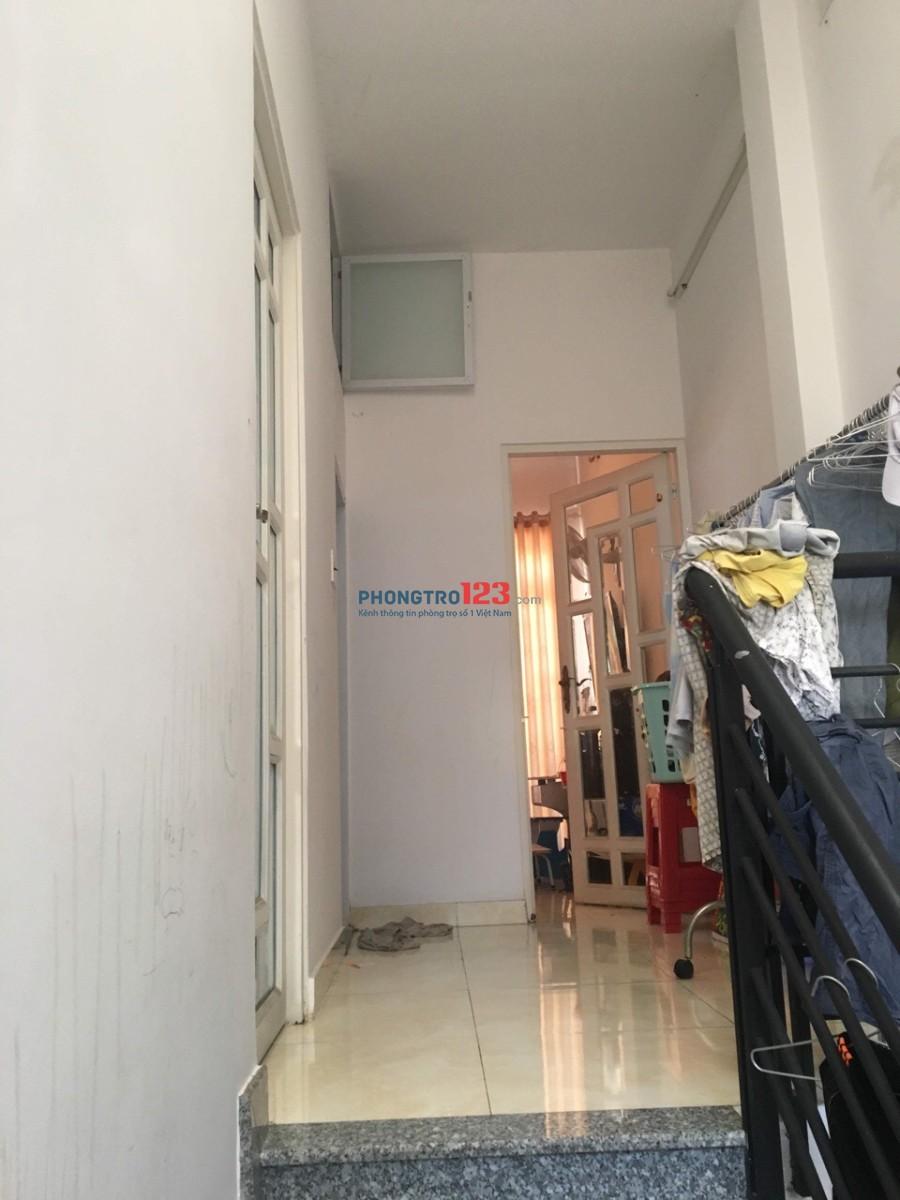 Cho thuê nhà nguyên căn Quận 12, Đông Hưng Thuận 6