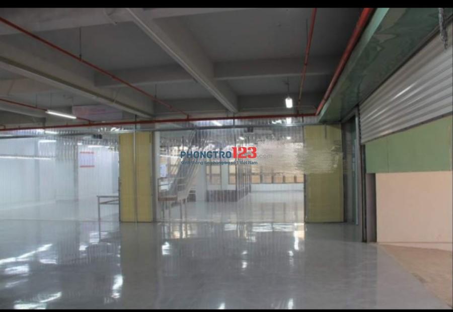 Cho thuê Văn phòng Quận 9 và kho 2000m2 sát cảng Phú Hữu Q9 LH Mr Huy