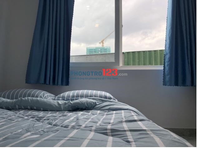 Phòng 30m2 có cửa sổ, nội thất mới Xô Viết Nghệ Tĩnh, quận Bình Thạnh