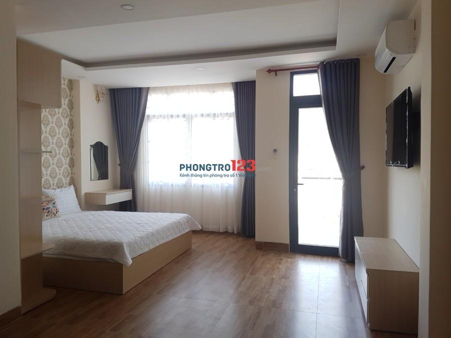 Cho thuê căn hộ tiện nghi khu Đô Thị An Bình Tân, Nha Trang