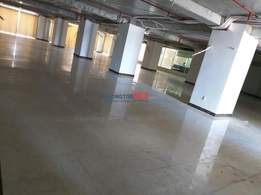 Cho thuê mặt bằng 22x30 làm văn phòng công ty mặt tiền Lê Văn Lương Nhà Bè LH Mr Lợi