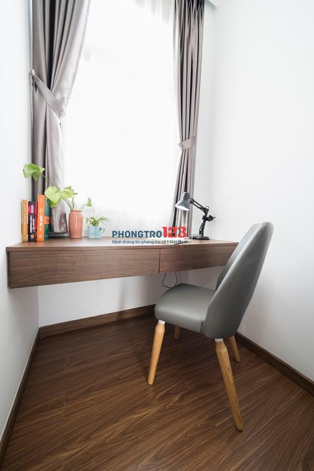 Cho thuê phòng full nội thất phòng đẹp ở Phú Nhuận
