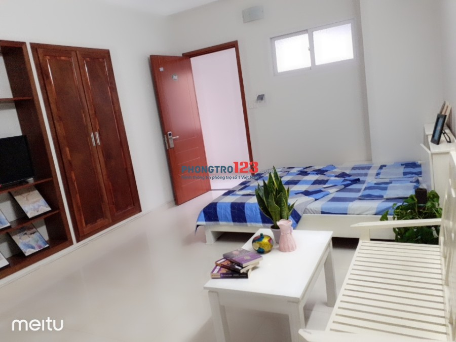 Phòng trọ,căn hộ cao cấp giá rẻ Quận Tân Bình, đầy đủ dịch vụ tiện ích! giá chỉ từ 3tr8/tháng