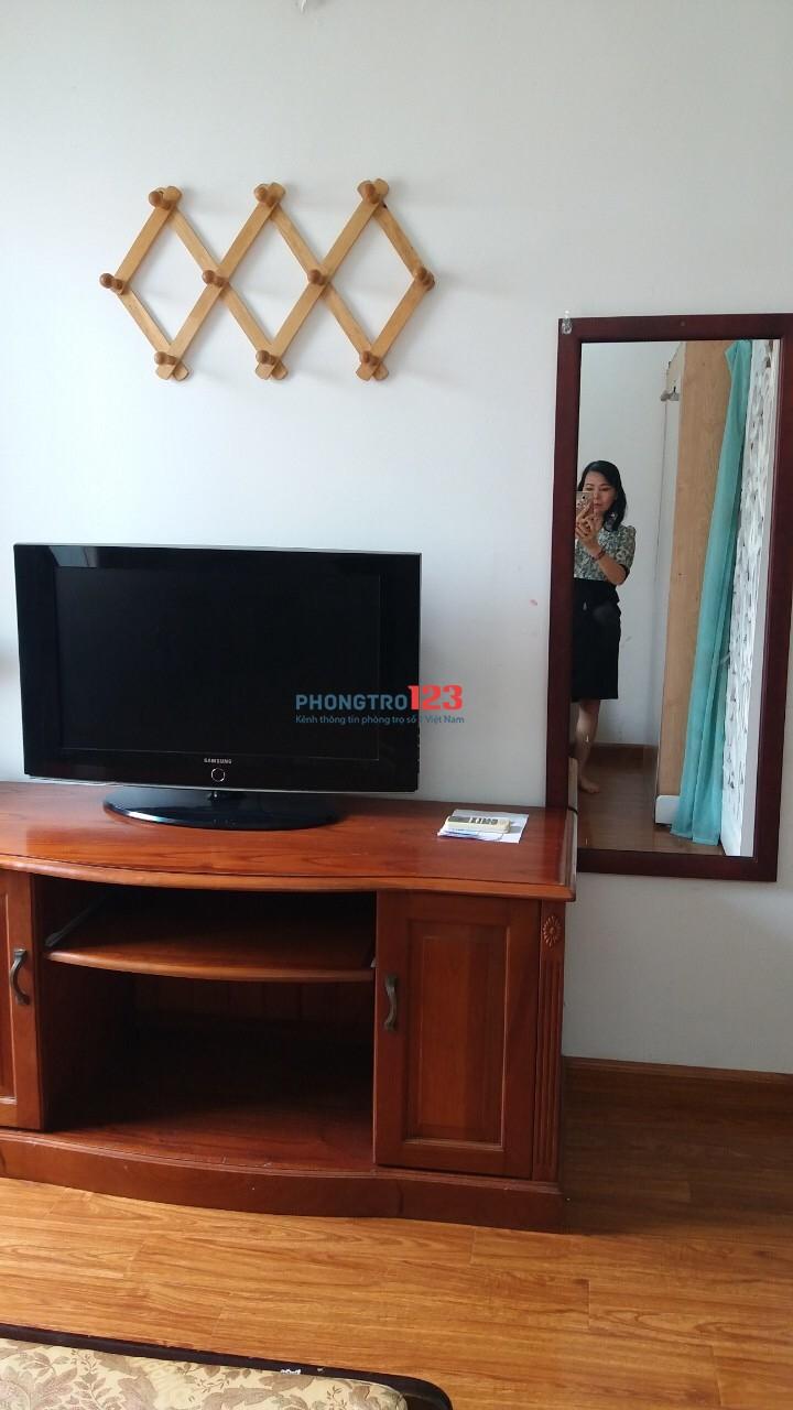 Cho thuê căn hộ chung cư Tân Mỹ giá rẻ nhất, sát chợ và Phú Mỹ Hưng