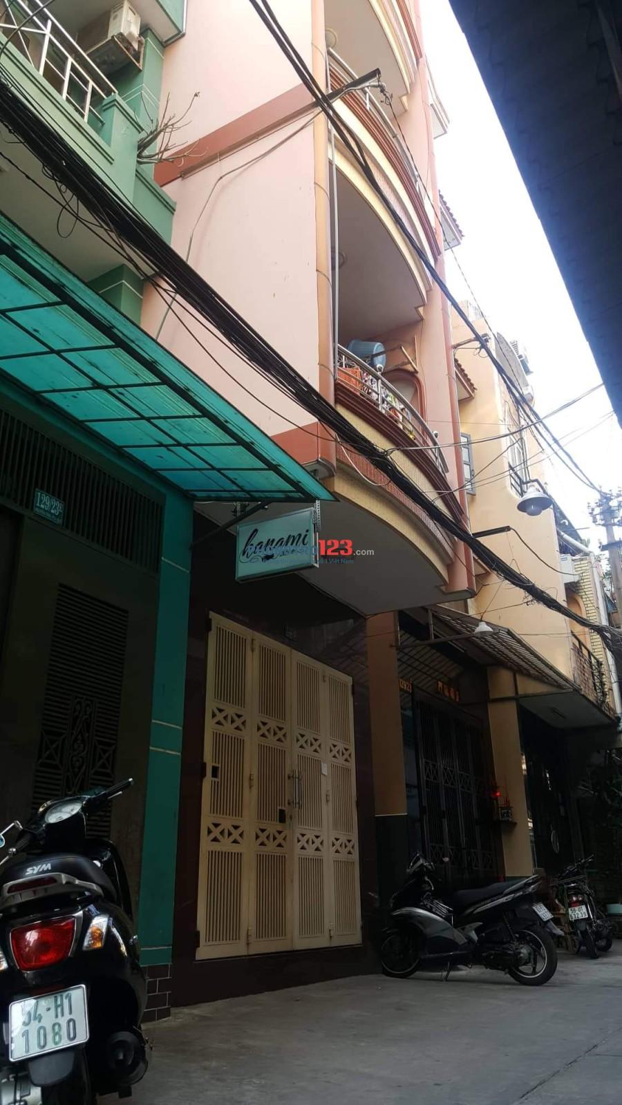 Phòng trọ Quận 5 gần trường Đại Học Sài Gòn