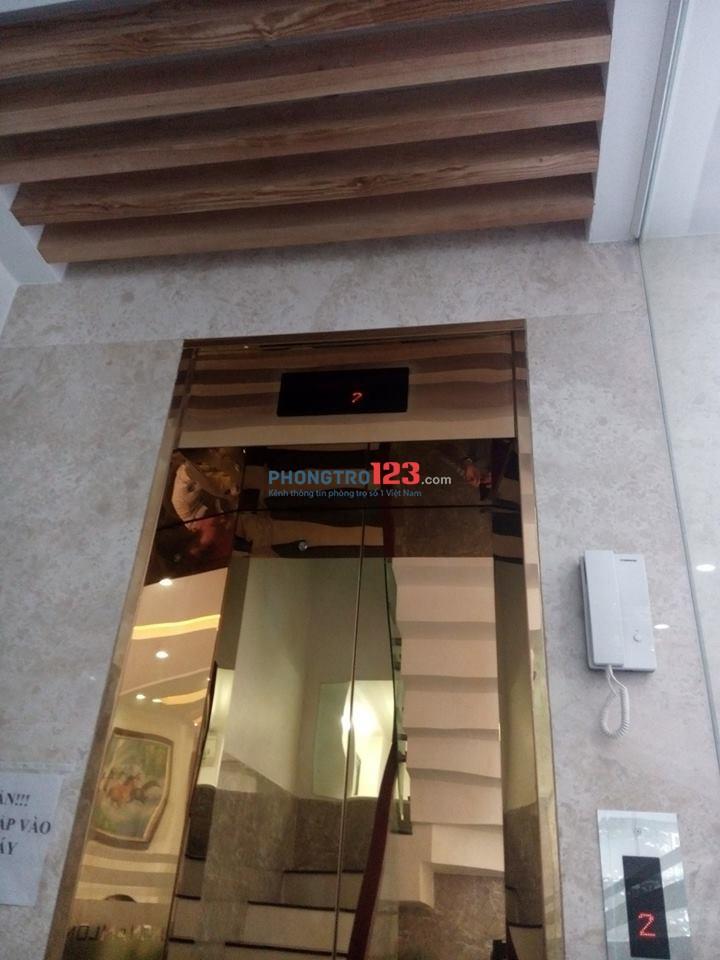 Cho thuê phòng trọ tiện nghi ở Gò Vấp (tòa nhà Nam Long)