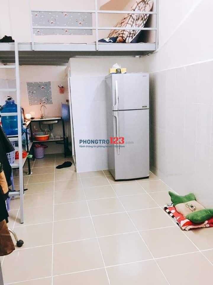 Cho thuê chung cư mini gần ngãy tư Hàng Xanh, ở được 3 4 người, cho nuôi thú cưng