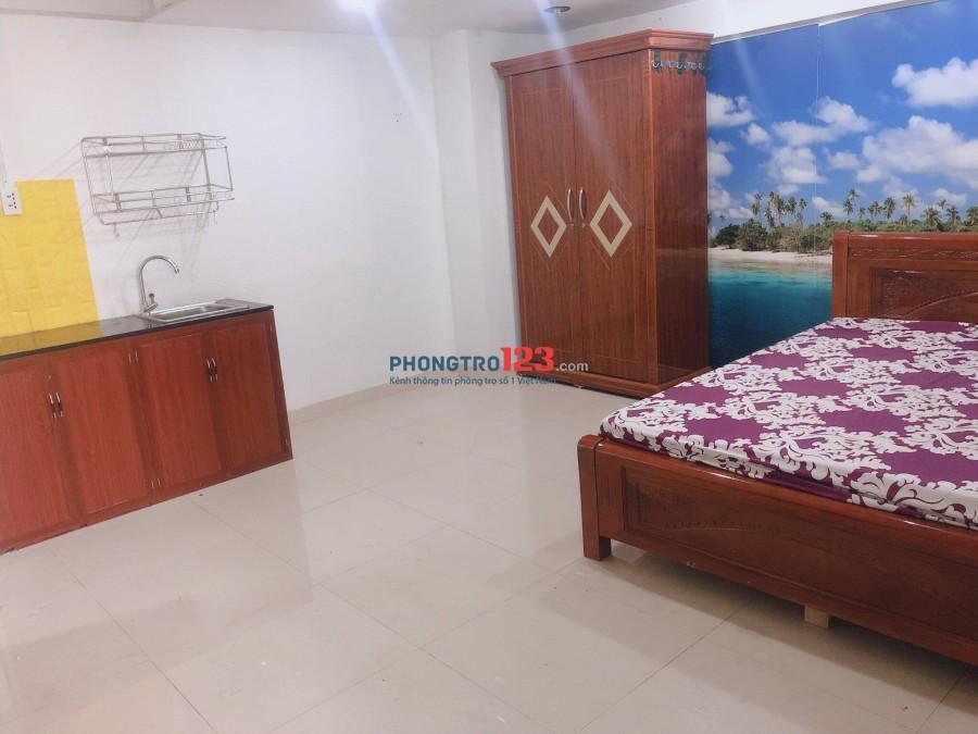 Phòng nhà biệt thự cao cấp full tiện nghi Quận Phú Nhuận