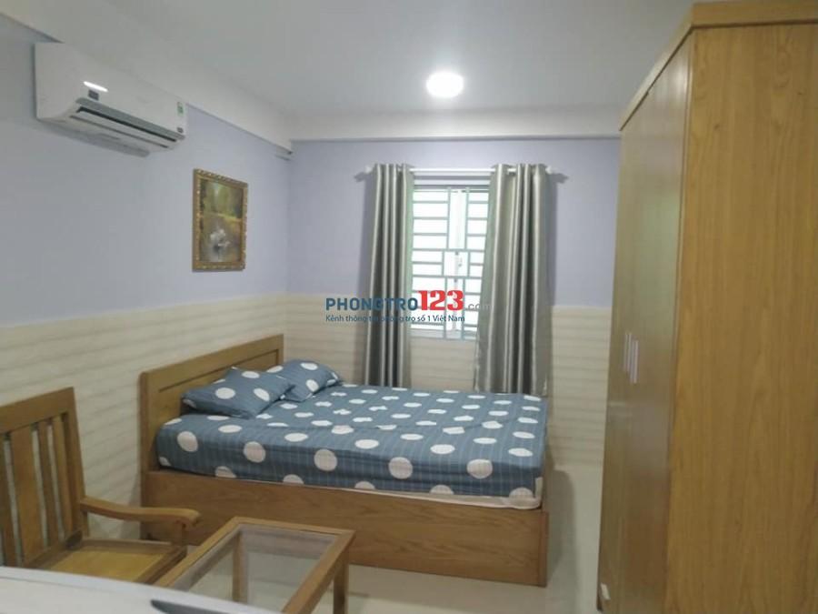 Cho thuê phòng trọ full nội thất Bình Thạnh, LH: 0975561670 Uyên