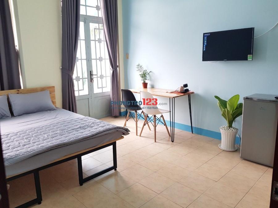 Cho thuê phòng trọ số 224/17 đường phan văn hân, phường 17, quận Bình Thạnh