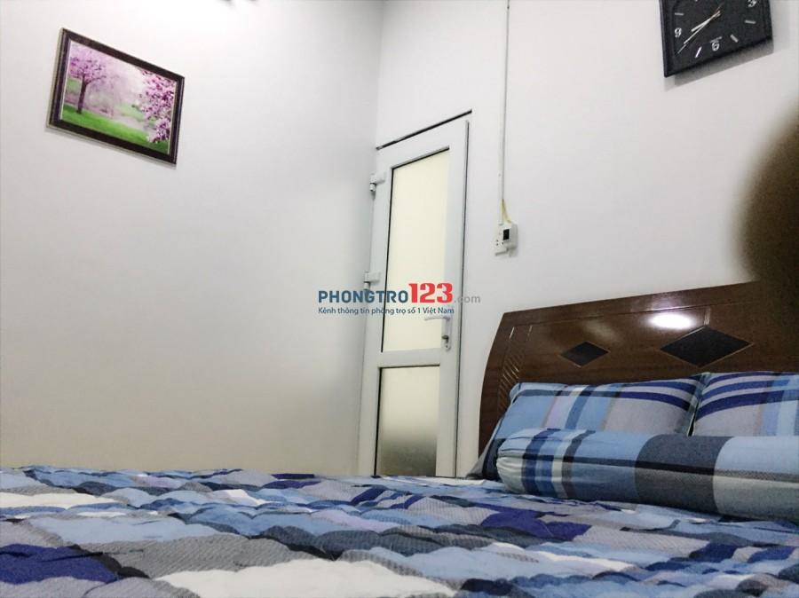 Căn hộ cao cấp 2 phòng ngủ tiện nghi TT quận 3