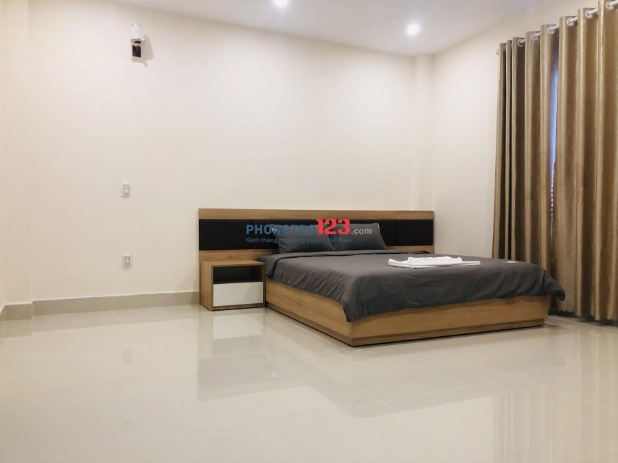 Cho thuê phòng mới đẹp ở trung tâm