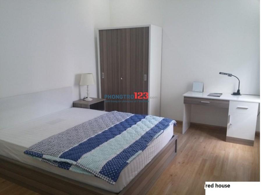 Căn hộ mini 22m2, full nội thất tiện nghi số 601 CMT8-Q.3. Giá 4,5tr/th