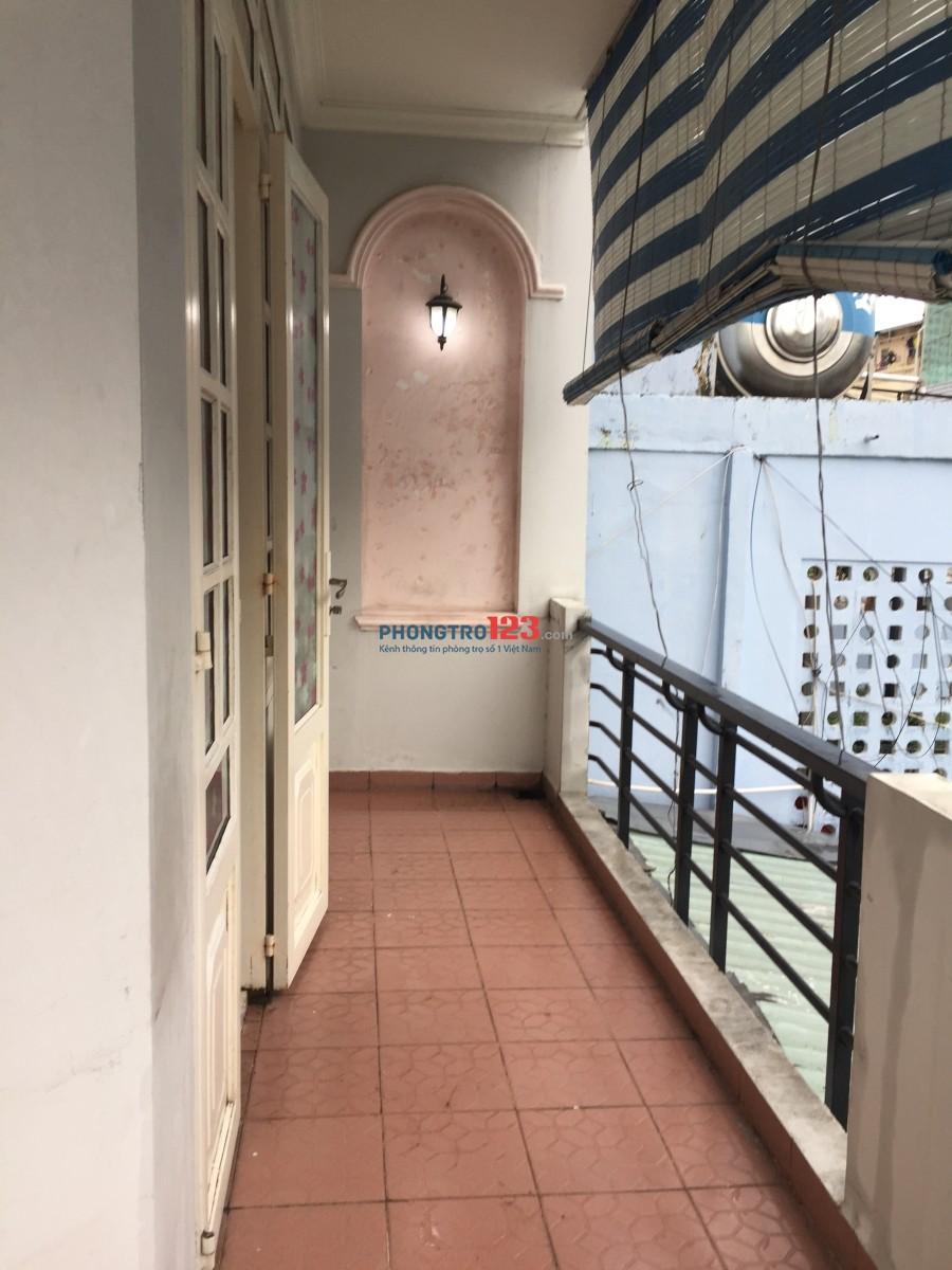 Cho thuê phòng trọ gần Đại Học Hutech