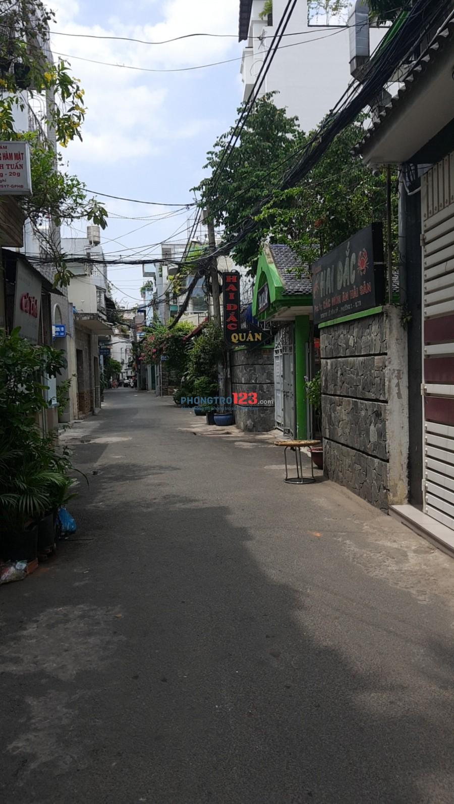 Chính chủ cần cho thuê nhà nguyên căn đường Lã Xuân Oai ngay chợ nhỏ Lê Văn Việt, quận 9, chỉ 9,5 tr/tháng
