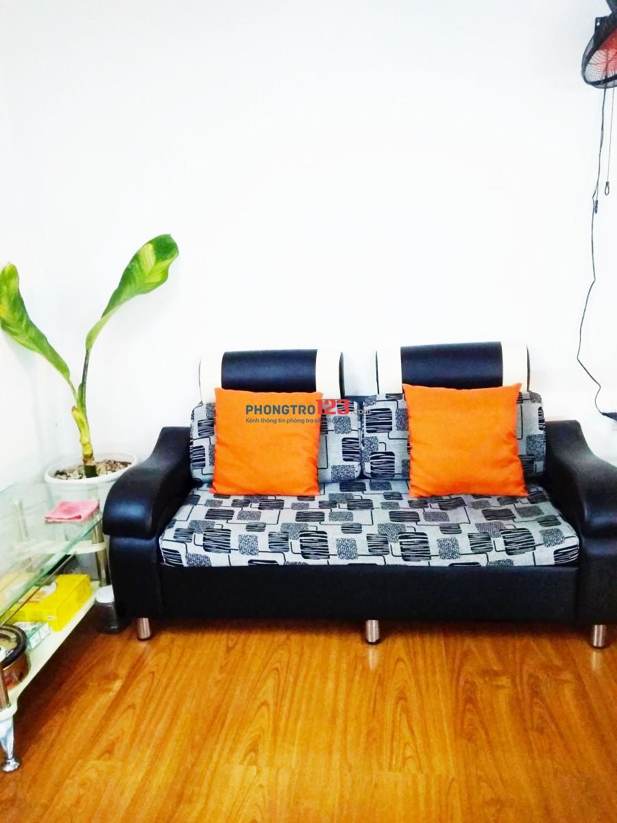 Cho thuê căn hộ full nội thất tại đường 63, Thảo Điền, Q.2
