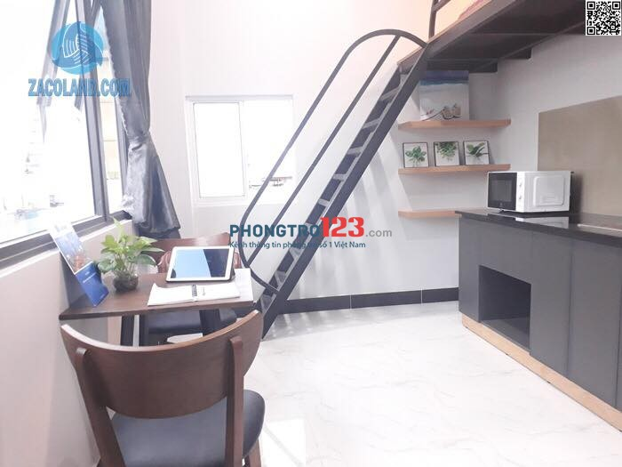 Cho thuê phòng trọ ở Phú Nhuận, đường Phan Xích Long. Giá 6 triệu/th