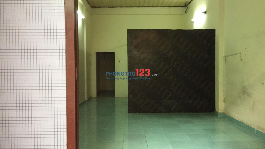 Cho thuê nhà cấp 4 Quận Tân Bình