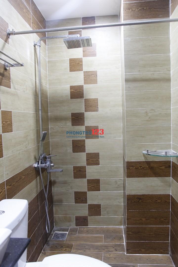 Cho thuê phòng trọ cao cấp mới xây tại Trần Xuân Soạn, Q.7, full nội thất