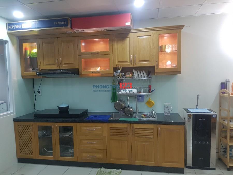 Cho thuê căn hộ ở khu đô thị Vsip 1, Thuận An, Bình Dương