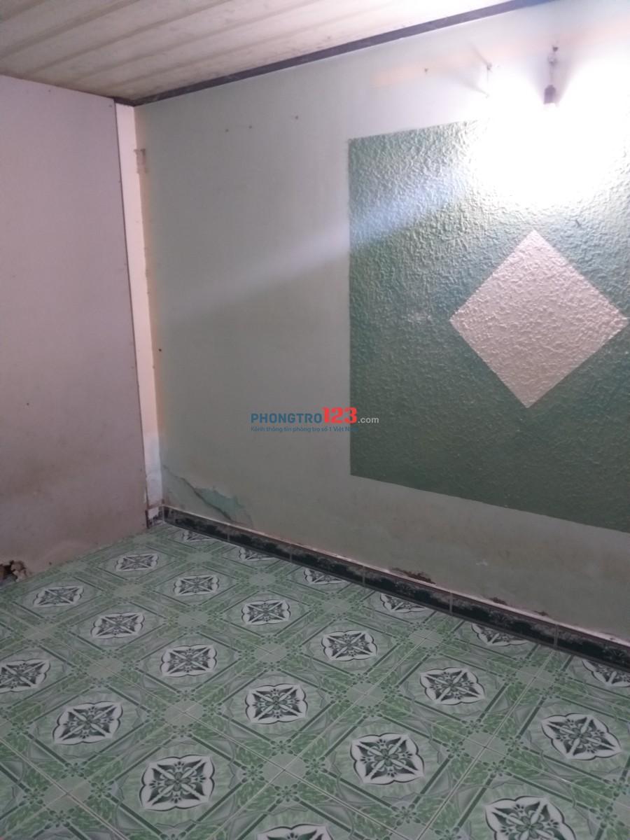 Cho thuê nhà cấp 4 nguyên căn 4×13m trong hẻm đường Thống Nhất, P.11, Q.Gò Vấp
