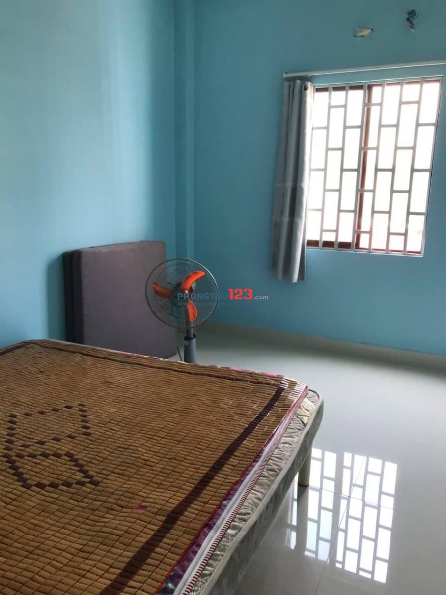 Nhà đang ở còn dư phòng cho thuê lại giá rẻ, ở chung như gia đình, thân thiện