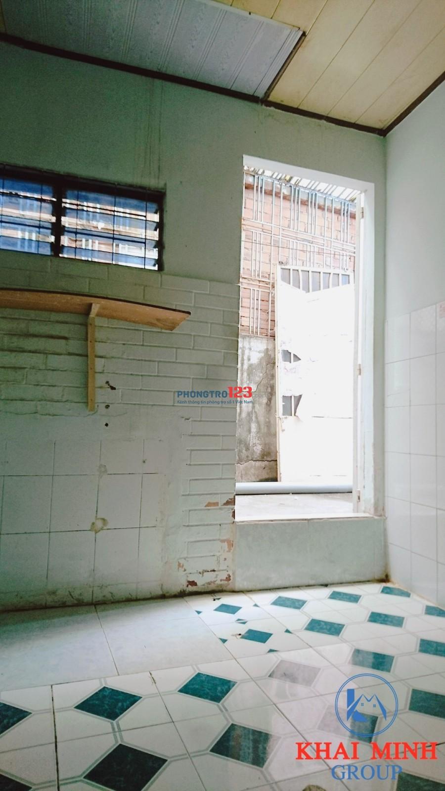 Phòng có sân sau, rộng 40m2, 391/33 Điện Biên Phủ, Bình Thạnh