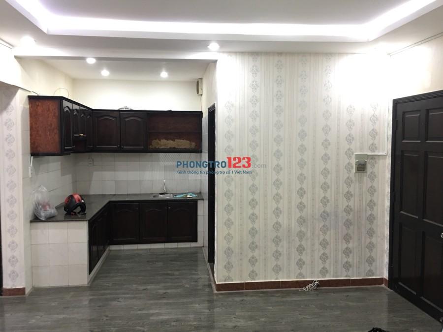 Cho thuê chung cư An Lộc, Gò Vấp