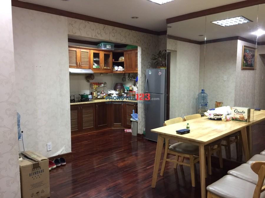 Cho thuê căn hộ chung cư The Park Residence