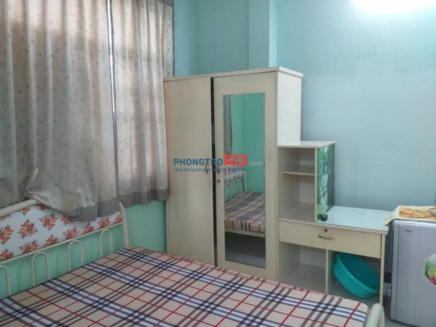 Căn hộ Quận Phú Nhuận 25m² 1PN đầy đủ tiện nghi