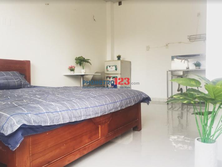 Phòng trọ hàng xanh Bình Thạnh, nội thất tiện nghi, sang trọng, đẳng cấp