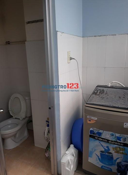Cho thuê phòng trống chung cư Nam Cường