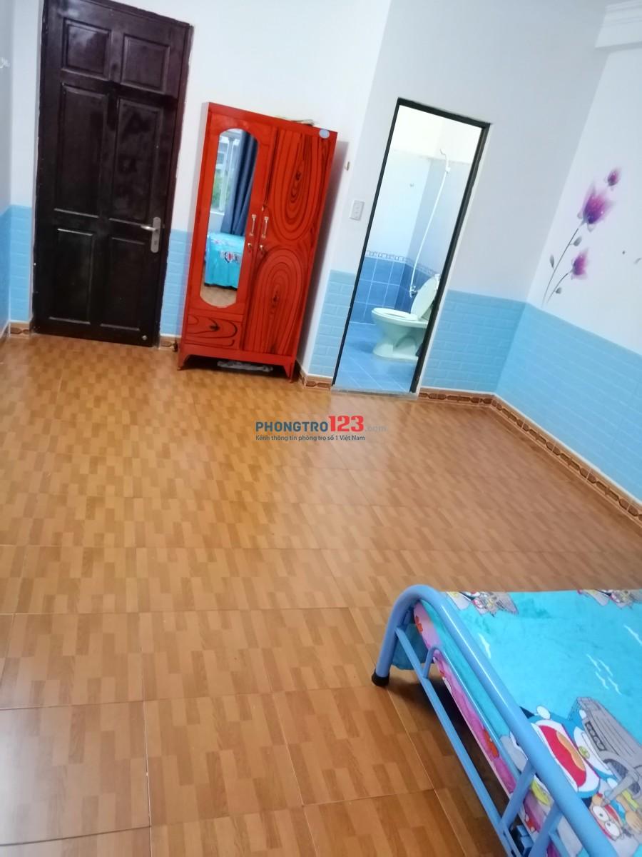 Cho thuê phòng trọ máy lạnh Quận Tân Phú
