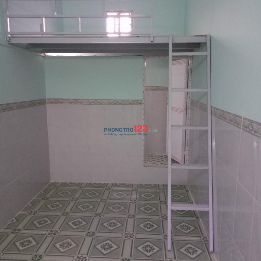 Phòng trọ mới xây gần đầm sen quận Tân Phú