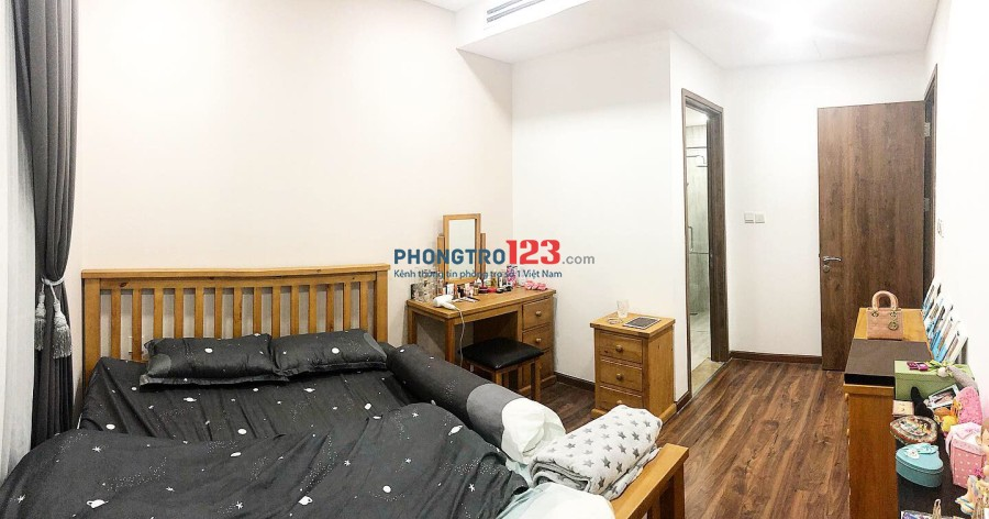 Cho thuê căn hộ cao cấp 3 phòng ngủ The golden star, Nguyễn Thị Thập, Quận 7