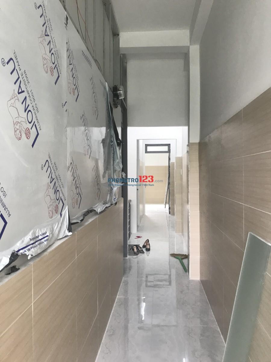 Phòng trọ quận Tân Phú cho thuê giá 2tr8 giờ tự do