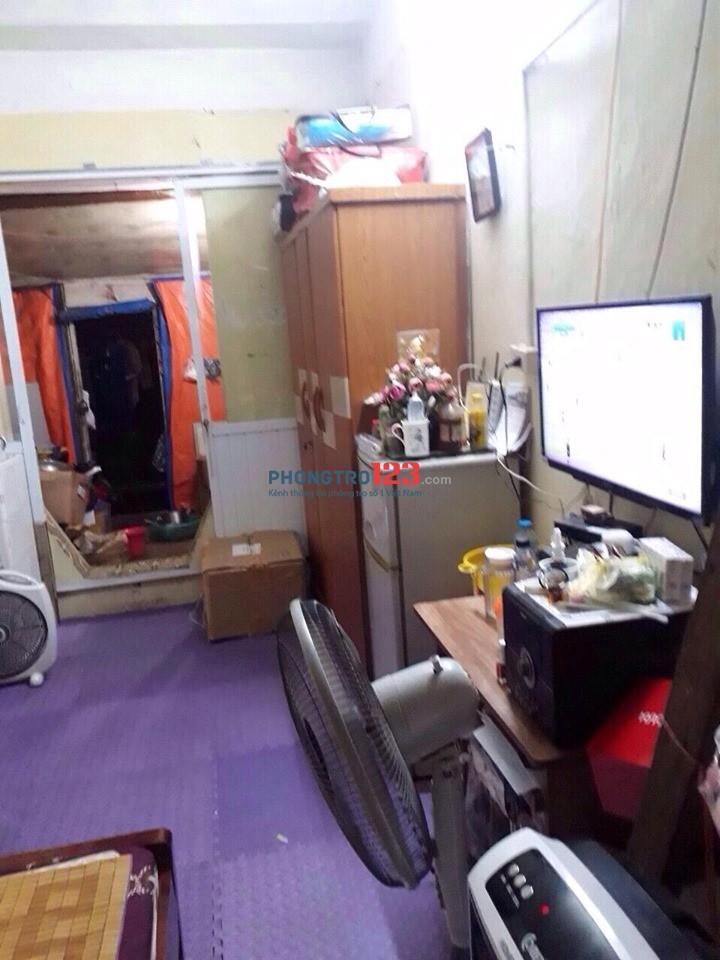 Cho thuê nhà trọ khu tập thể A2 Nam Đồng, quận Đống Đa, Hà Nội
